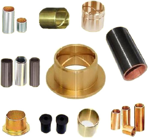 Bronze Bushes Gunmetal Bushings