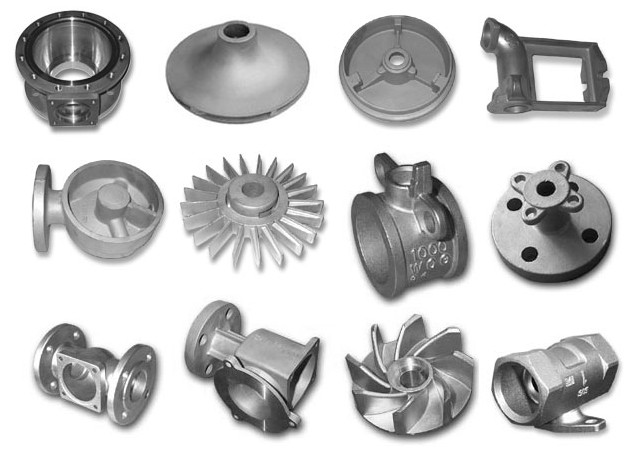 Cast Steel Products : Investment casting