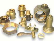 Sand Casting Brass Copper Bronze